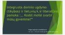 Pamoka integruota tikyba ir lietuvių_6